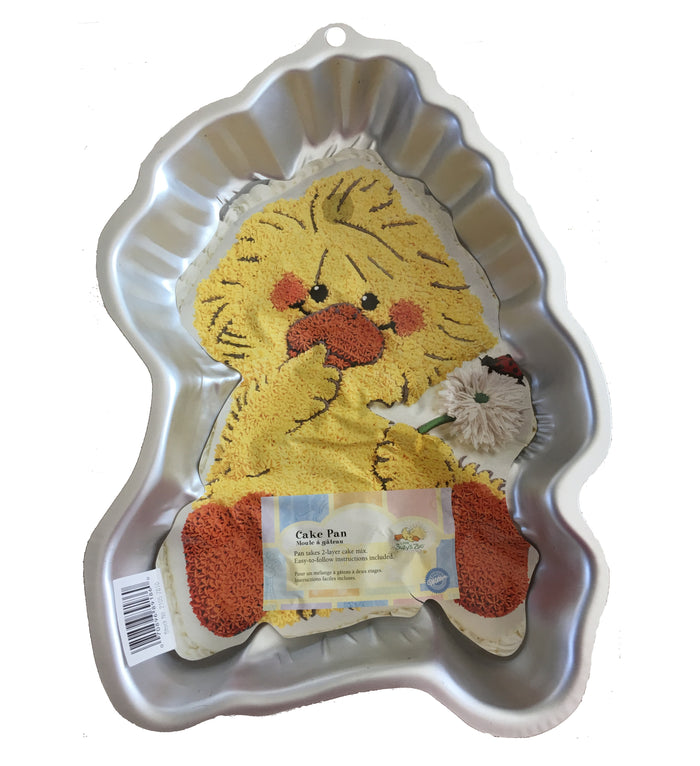 Little Suzy's Zoo Baby Witzy Duck Wilton Molded Cake Pan - Baby Shower, First Birthday, New Baby Arrival