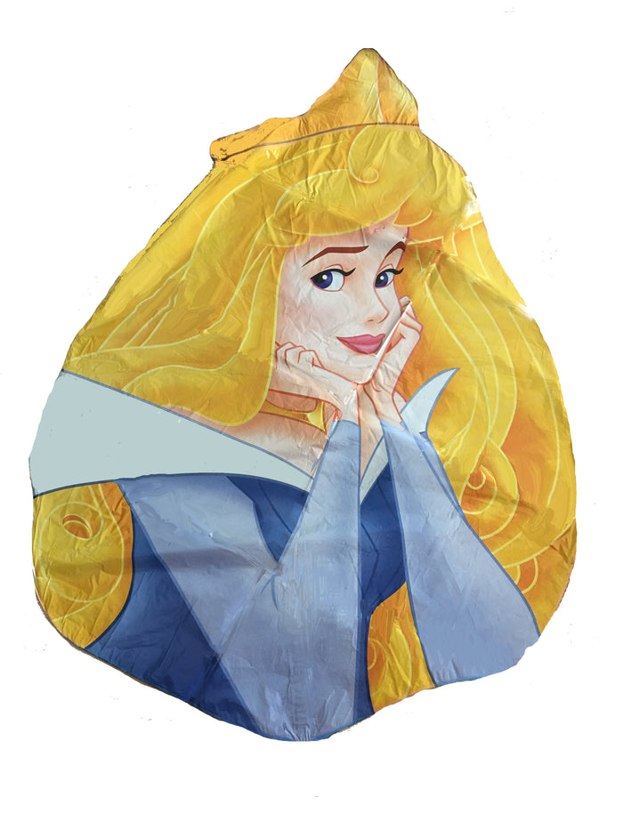 "Disney Princess Aurora Sleeping Beauty Super-Shape 26"" Birthday Party Balloon"
