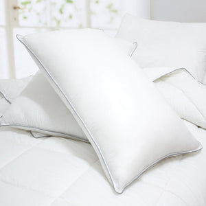Down Alternative White Pillow Insert Set