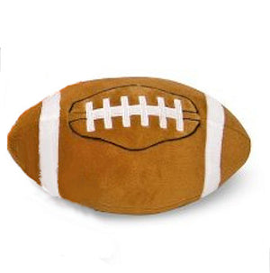 "Football Plush 10"" Pillow - Sport Accent Throw Pillow"