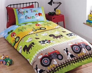Duvet Cover Set Toddler Twin or Full