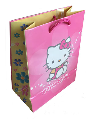 Hello Kitty Pink Medium Party Gift Bag