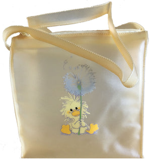 Little Suzy's Zoo 11pc Baby Shower Gift Set -  Diaper Bag, Bottle, Feeding Set, Changing Pad