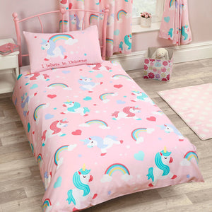 Twin or Toddler Duvet Cover Set