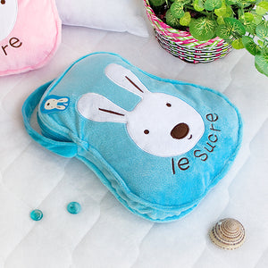 Blue Bunny Bag with Blanket