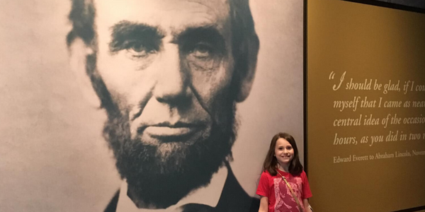 Gettysburg Address | He says, She says | Marin Sharpe