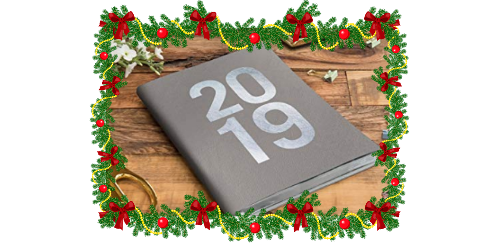 2019 day planner