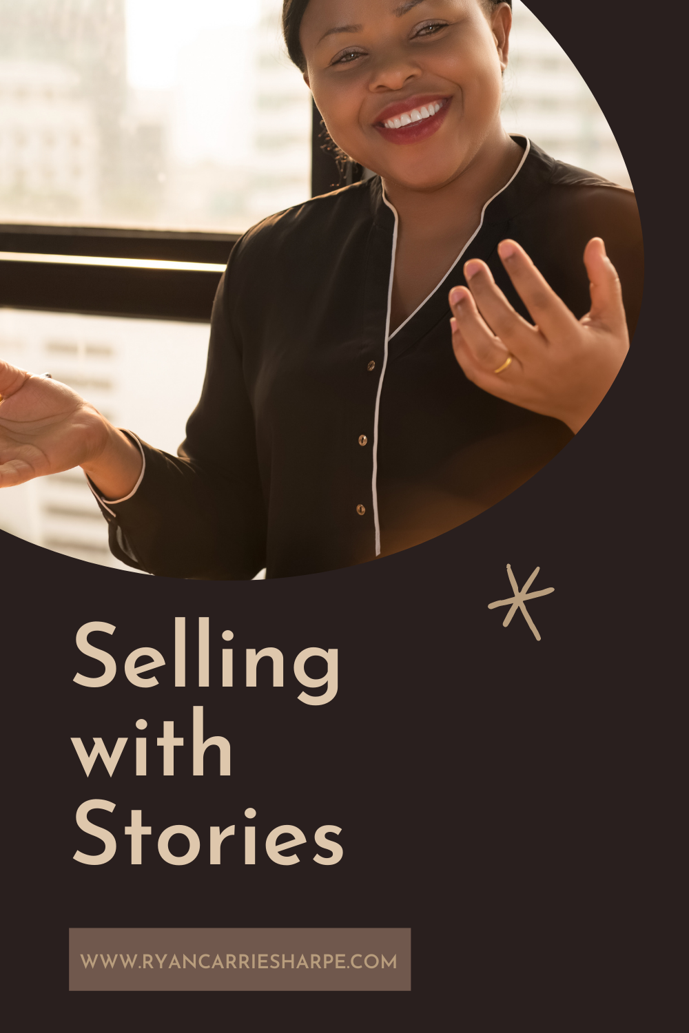 Selling with Stories | Ryan & Carrie Sharpe | He says, She says