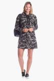 Emmerson Dress in Camo