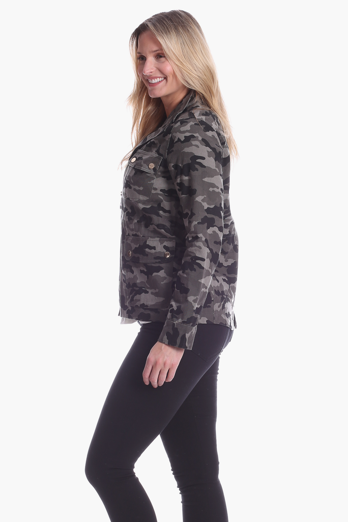 Fremont Jacket in Camo
