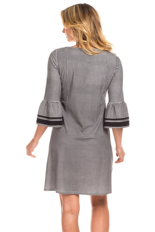 Ruthbury Dress in Gingham