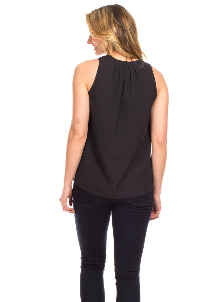 Wells Shell in Black