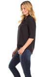 Fairfax Top in Black
