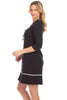 Posen Dress in Black