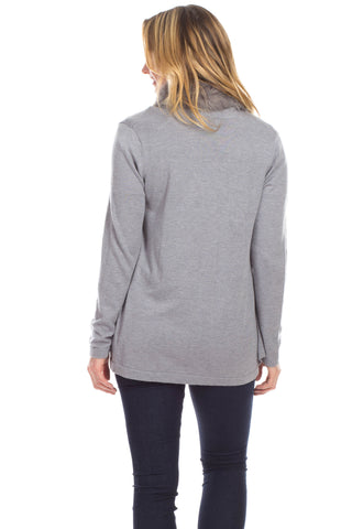 Ashby Sweater in Grey