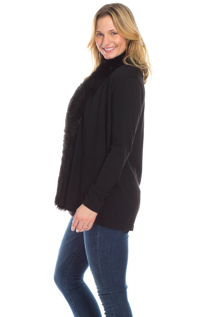 Ashby Sweater in Black