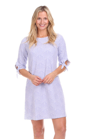 Kingston Dress in Lavender