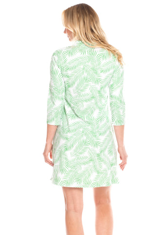 Spring Lake Dress in Palm