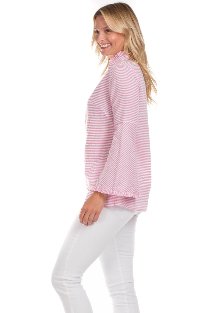 Onekama Top in Pink