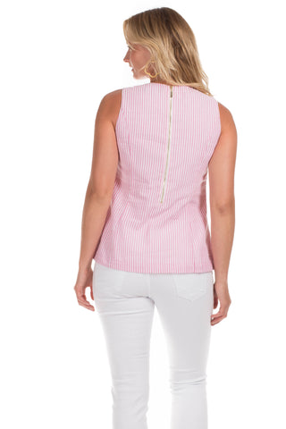 Ellis Top in Pink