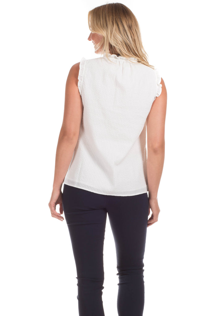 Tipton Top in White