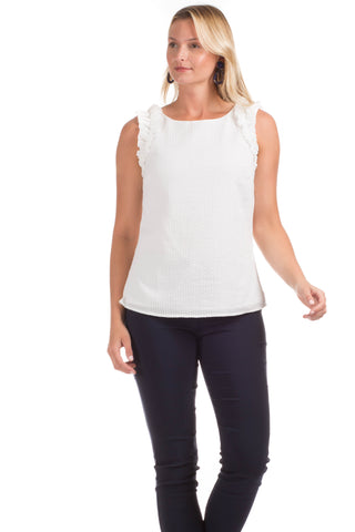 Tipton Top in Blue