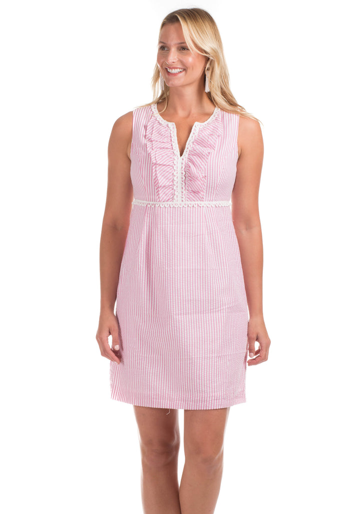 Orchard Dress in Pink