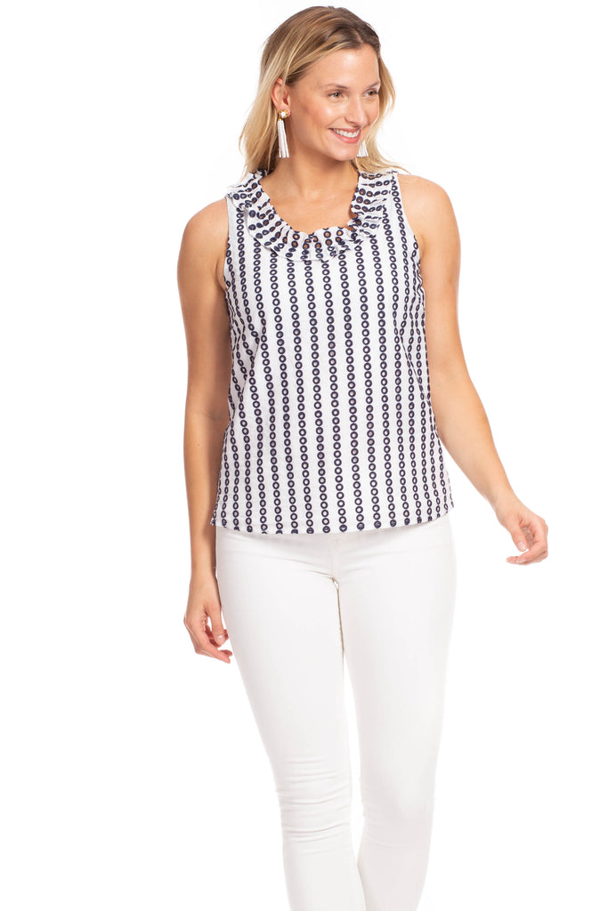 Rennie Top in Stripe