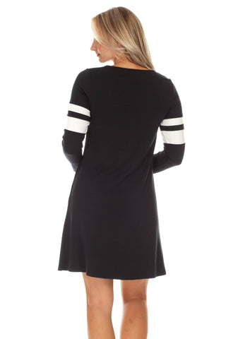 Market Dress in Black