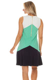 Corey Colorblock Dress