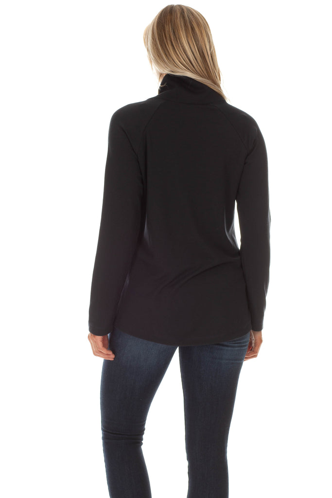 Lexington Sweatshirt in Black