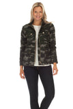 Fremont Field Jacket in Camo