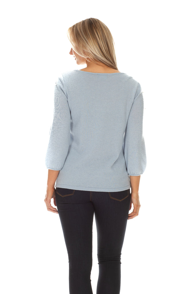 Larkin Sweater in Ice