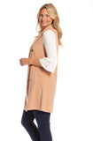 Elle Fleece Vest