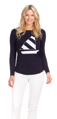 Lyla Boat Neck Sweater