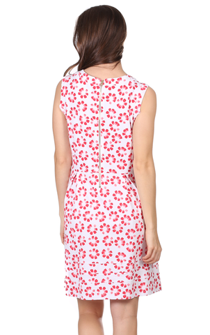 Patricia Dress in Firework Print