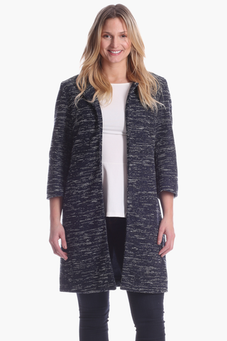 Tess Jacket in Navy