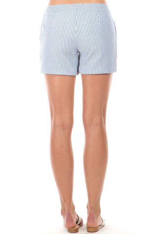 Saginaw Shorts in Blue