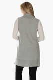 Hawthorne Vest in Grey