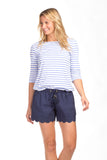 Glenn Beach Short in Navy