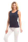 Thompson Tank Top in Navy