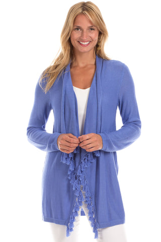 Ellis Top in Blue