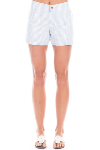 Glenn Beach Short in White