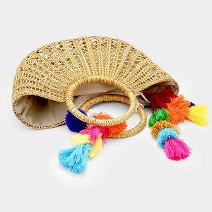 Summer Craze: Straw Accessories