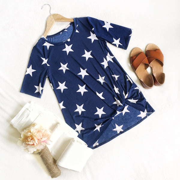 Stars and knot top