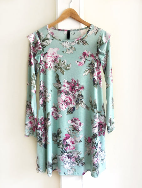 Sweetest floral dress