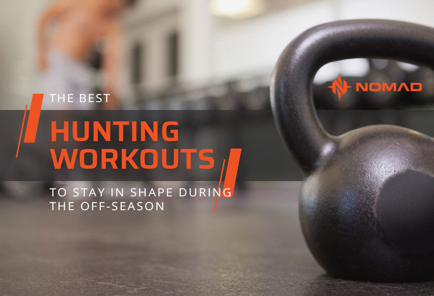 The Best Hunting Workouts to Stay in Shape During the Off-Season