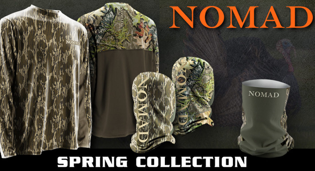 NOMAD's Spring Collection