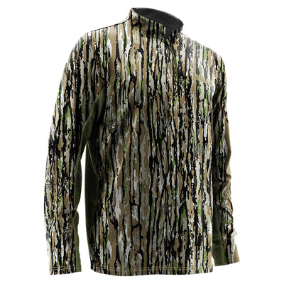 NOMAD Cooling 1/4 Zip Realtree Original