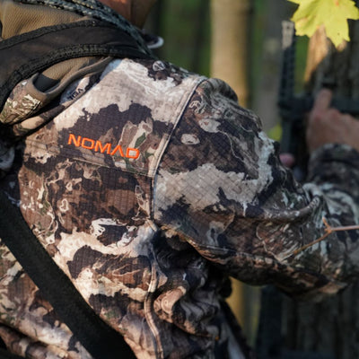 Nomad Elevated Whitetail Mast Hoodie